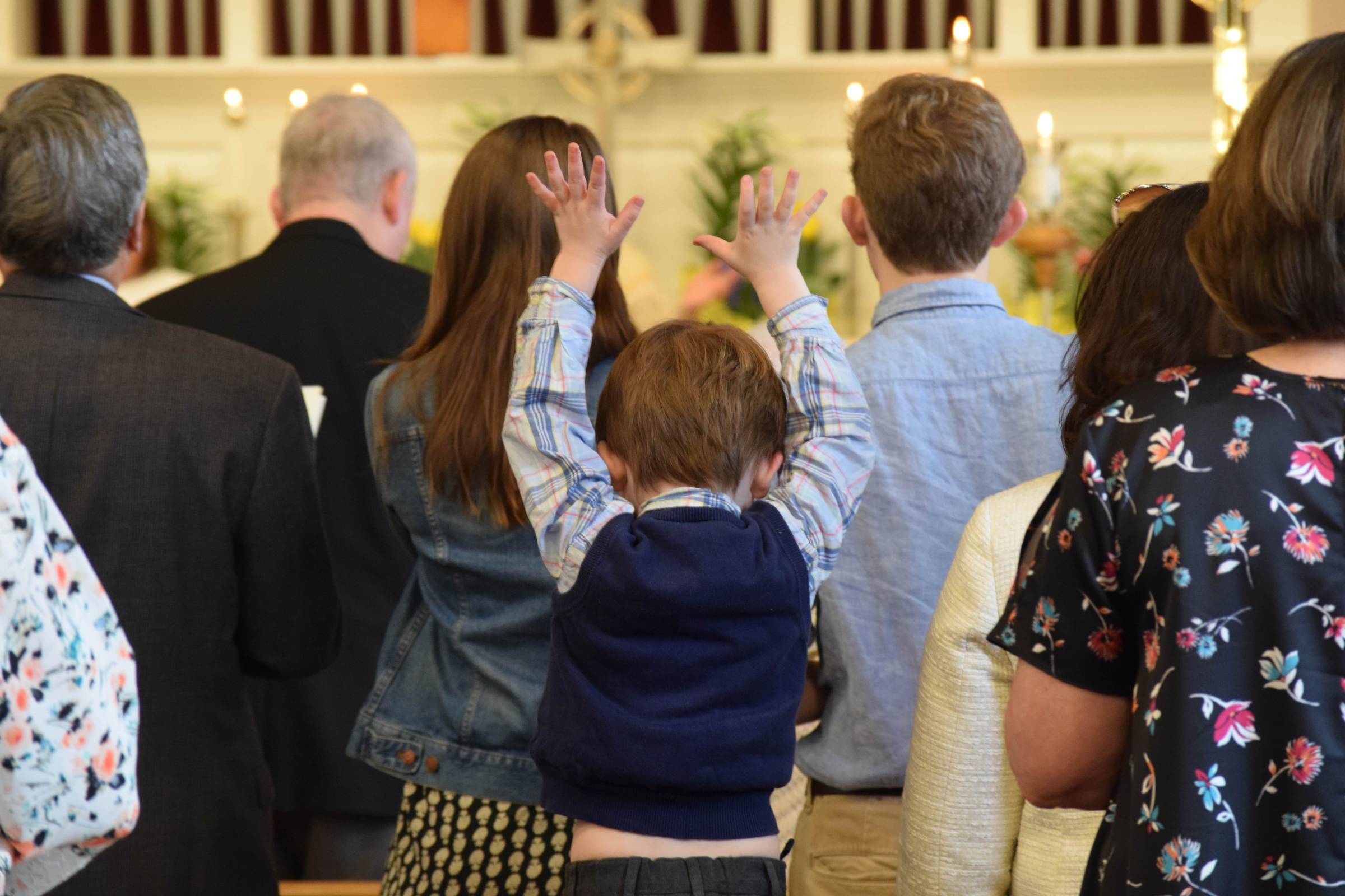 Easter Sunday 2018 - Praise The Lord!