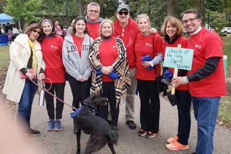 Out of the Darkness - Suicide Prevention Walk Verona Park 2018